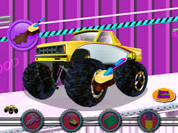 monster truck wash android apps google play