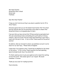 persuasive letter writing example by rachael44 teaching