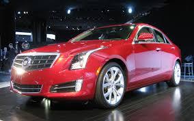 2013 cadillac ats 3 6 2013 cadillac ats look 2012 detroit auto motor trend