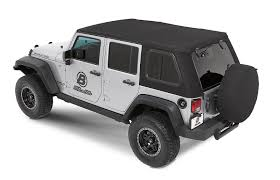 jeep wrangler white 4 door tan interior bestop 54853 17 trektop pro soft top for 07 18 jeep wrangler