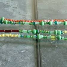 green and yellow wire wrap bracelet my favorite jewelry pieces