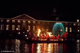 Christmas Lights Festival by Amsterdam Light Festival Amsterdamian