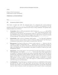 Letter Of Intent Template Sample by 10 Best Images Of Letter Of Intent Document Letter Of Intent