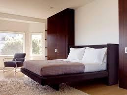 deep brown wardrobe design for contemporary bedroom ideas with