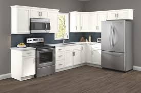 Cardell Kitchen Cabinets Cardell Concepts 36 Lanston White Standard 2 Door Sink Cooktop