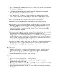 Barn Burning Questions Essay 1 Master