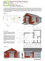raising tiny homes takes a village of designers school of fifield s tiny house design for emerald village