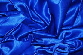 royal blue matte satin royal blue lasar linens