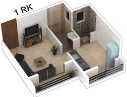 400 sq ft 1 bhk 1t apartment for sale in sai shruti