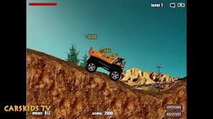 batman monster truck video monster trucks police cars chasing cars helicopter cartoons for