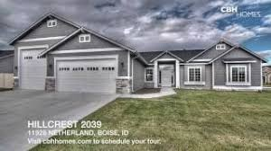 Cbh Homes Hillcrest 2039 Floor Plan