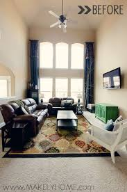 decorating tall walls decorating a tall living room wall conceptstructuresllc com