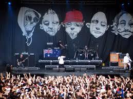 Slipknot Flag Slipknot Mad Hatter Static