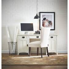 home decorators collection com home decorators collection artisan white secretary desk with
