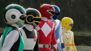 power rangers super megaforce legendary powers force