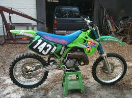 my 1993 kx125 thread kawasaki 2 stroke thumpertalk