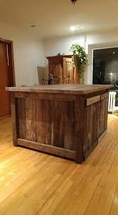 ilot de cuisine en bois ilot de cuisine en bois de grange mzaol com