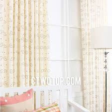 White Curtains With Blue Pattern Burlap Wildlife Blue White Curtains With Fish Patterns Acoustical