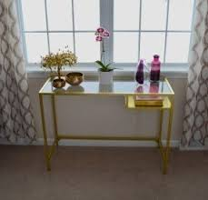 Console Table Ikea Gold Console Table Foter