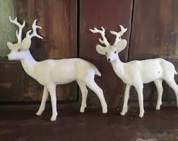 vintage reindeer etsy