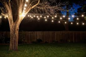 Outdoor Patio Lighting Ideas Outdoor Backyard Lighting Ideas U2014 Jburgh Homes Backyard Lighting