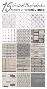 tiles for kitchen backsplash best 25 arabesque tile backsplash ideas on pinterest arabesque