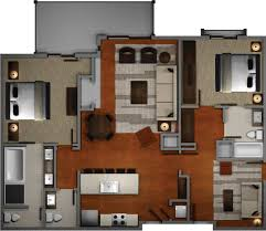 Two Bedroom Floor Plan by Grand Colorado On Peak 8 Two Bedroom Breckenridge