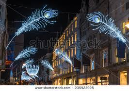 christmas light display stock images royalty free images