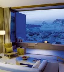 chambre avec vue photo une chambre avec vue exceptionnelle sur un paysage désertique