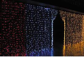indoor christmas window lights wholesale 3m 3m led window lights outdoor curtain string fairy l