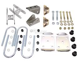 ultimate chevy spring swap kit low range off road