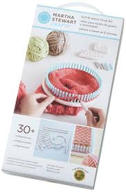 amazon com lion brand yarn martha stewart crafts knit and weave