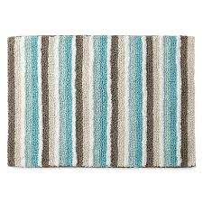 Reversible Bath Rugs Jcpenney Home Cotton Reversible Stripe Bath Rug Collection Jcpenney