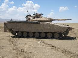 is multi color camouflage on armored vehicles going out of fashion