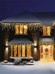 snowing icicle outdoor lights buy 720 led snowing icicle christmas lights warm white from