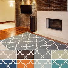Tile Area Rug Carpet Tiles As Area Rug Square Grey White Wavy Trellis Pattern
