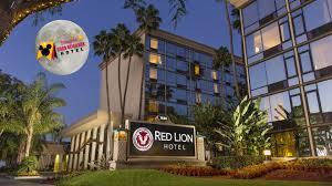 Comfort Inn Near Disneyland Anaheim Hotel Red Lion Hotel Anaheim Resort