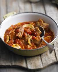 cuisiner le collier de veau mijoté de veau à la provençale recettes à table