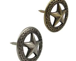Tack Upholstery Star Barbwire Upholstery Tacks 1