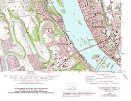 map ideas 27 ideas for teaching with usgs topographic maps