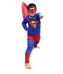 Birthday Suit Halloween Costume Buy Super Hero Superman Kids Fancy Dress Suit Costume