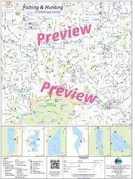 New York Counties Map Cattaraugus County Outdoor Fishing U0026 Hunting Map Enchanted