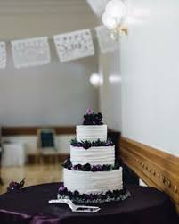 purple silver wedding cake designs wedding dress pinterest