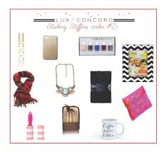 women stocking stuffers holiday gift guide stocking stuffers under 25 lux u0026 concord