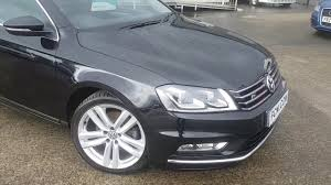 volkswagen passat black 2014 2014 vw passat r line 2 0 tdi walk around video youtube
