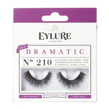 eylure dramatic 210 false lashes claire u0027s us