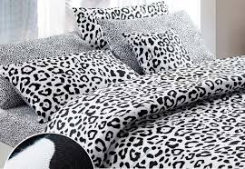ultimate pink and black leopard print bedding nice inspiration to