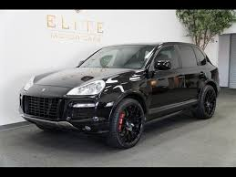 2008 porsche cayenne gts for sale porsche cayenne gts tiptronic in california for sale used cars