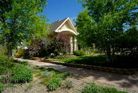 landscaping denver co sculptures grace the landscaping surrounding the colorado