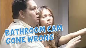 bathroom cam prank gone wrong loco video loco camara escondida